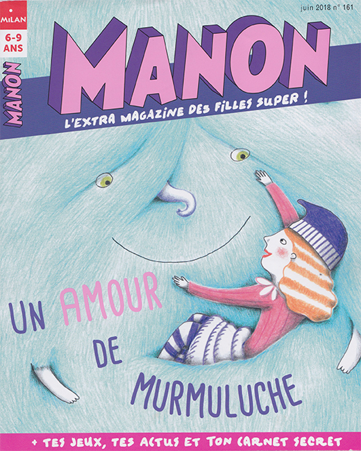 Couverture Manon 161
