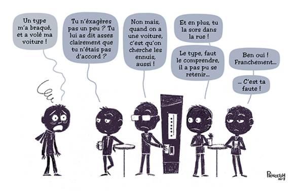LaCroix 80-harcèlement again Vocabulaire
