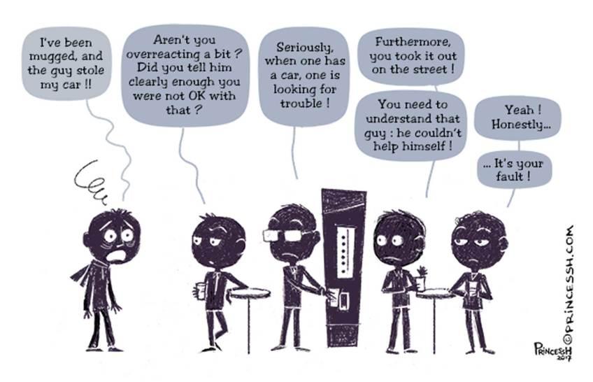 Vocabulary and Harrassment