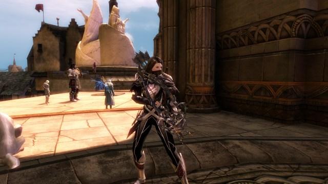 Guild Wars 2 Strider Armor