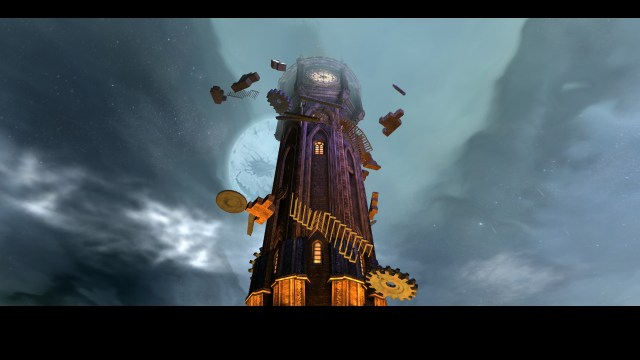 The Clock tower - Guild Wars 2