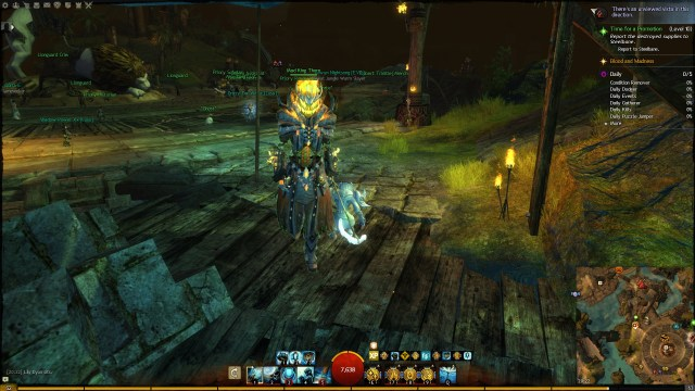 The Mad King in Lion's Arch Guild Wars 2
