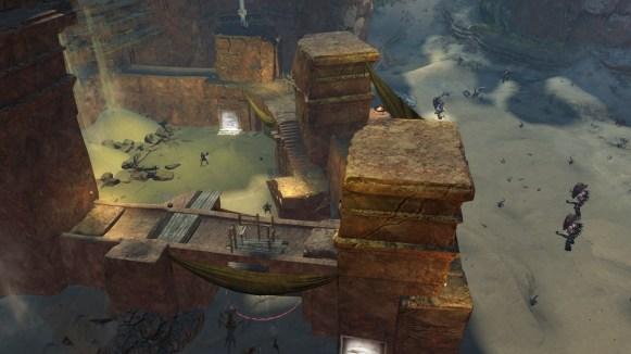Silverwastes Vista – Guild Wars 2