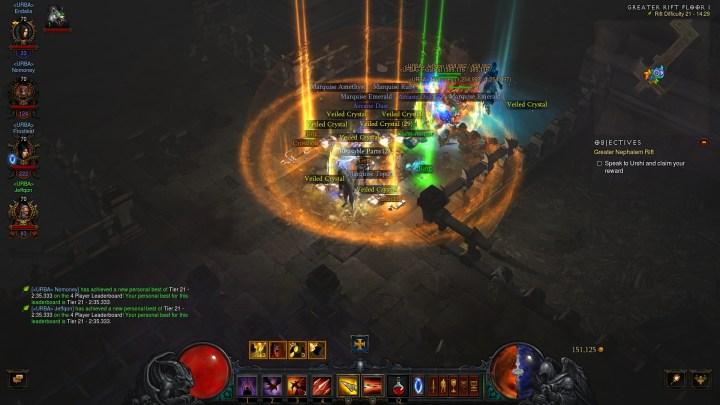 Legendaries dropping like mad - Diablo III