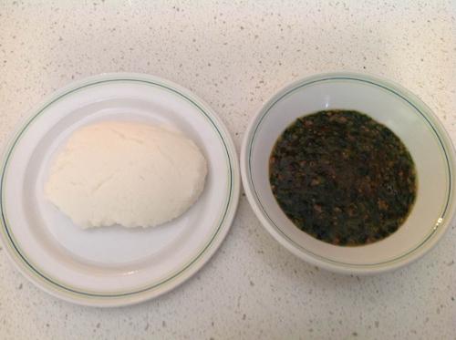Derere (Okra) Recipe