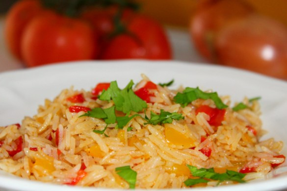 Nandos Portuguese Rice