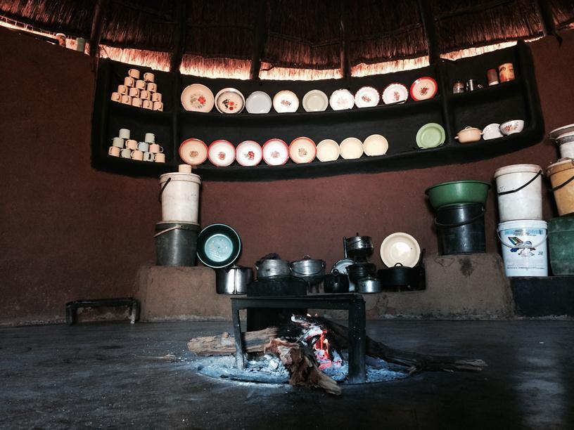 Zimbabwe Kitchen