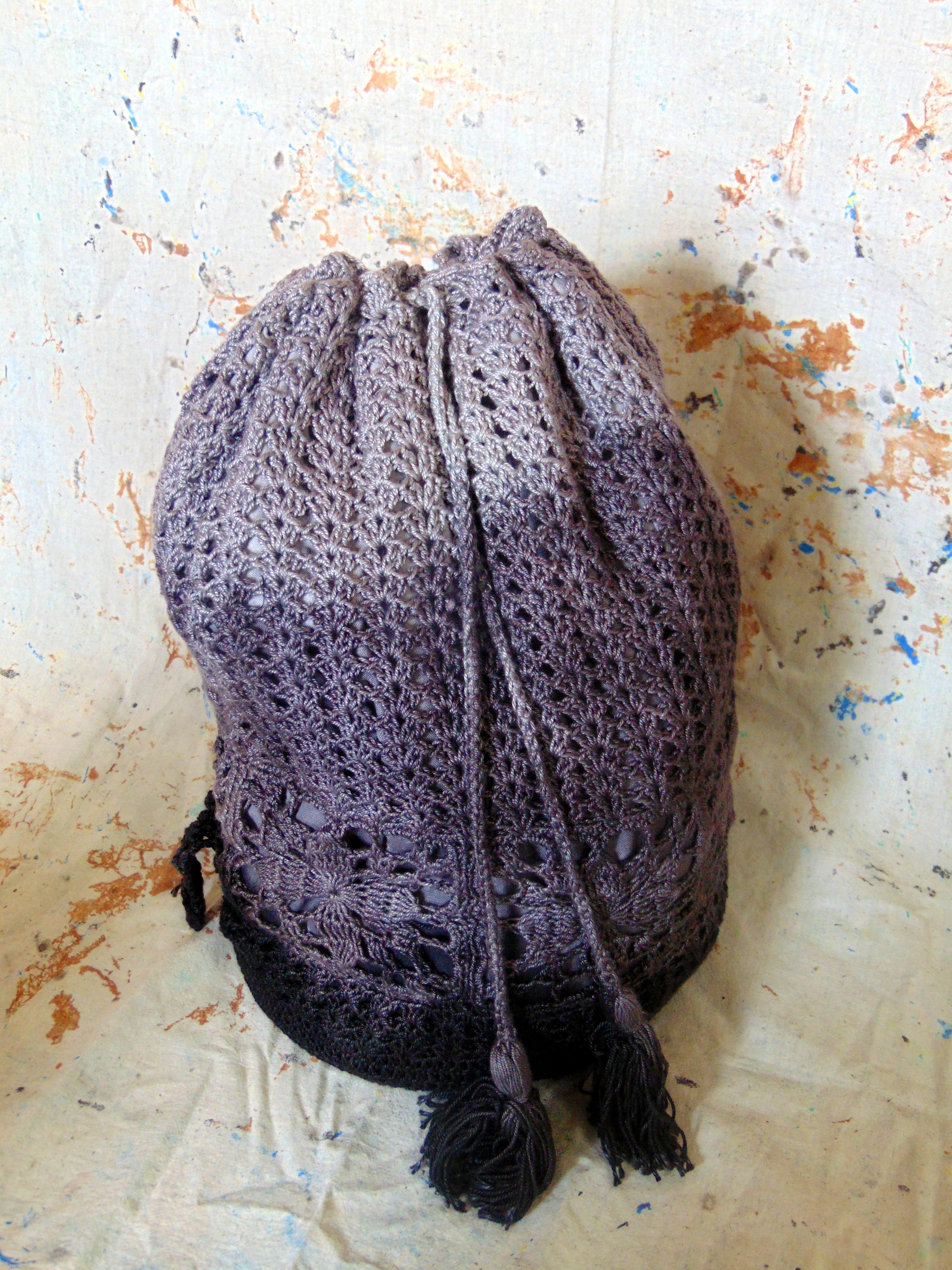 Ombre Backpack Tutorial