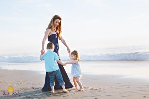 Finding Contentment in Motherhood