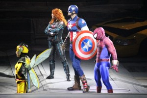 Marvel Universe Comes to Life