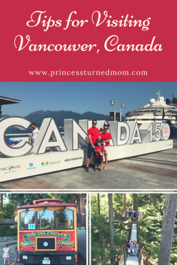 Tips for Visiting Vancouver