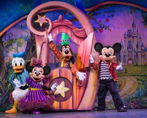Disney Live on Stage Soars into SoCal