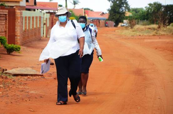 The true coronavirus tax in sub-Saharan Africa may be masked by the enormous variability of risk and control factors