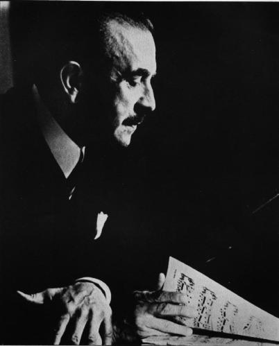 CLAUDIO ARRAU BIOGRAPHY