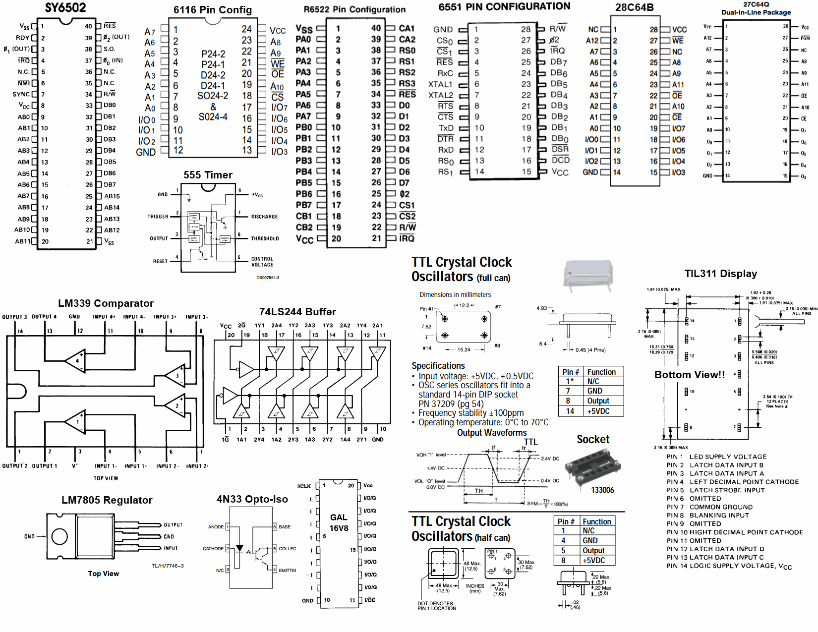 Circuits Amp Components
