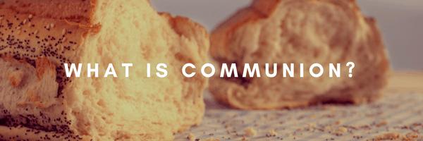 faqs communion