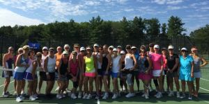 Fed Cup at Princeton Racquet Club