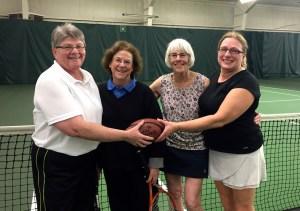 Super Bowl Tennis at Princeton Racquet Club