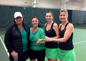 St Patrick's Day Fed Cup Champs