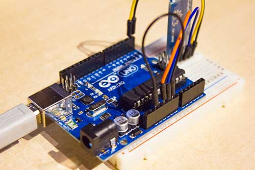 Arduino uno as usb to serial ttl converter princetronics
