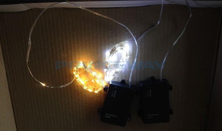 Battery Powered String Light