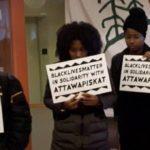 Afrokanađani okupirali kancelariju vlade u znak solidarnosti sa Indijancima