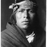 Čovek iz plemana Akoma, 1904