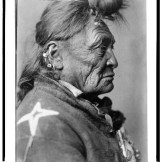 Čovek iz plemena Crow, 1908.