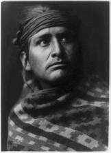 Navaho poglavica, 1904