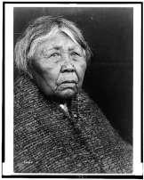 Skokomish žena po imenu Hleastunuh, 1913.