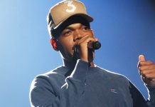 """chance the rapper"" by Adrian Mustredo liscenced under CC BY 2.0 (via Flickr)"