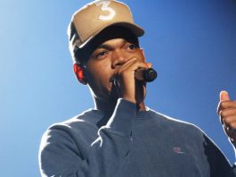 """""""chance the rapper"""" by Adrian Mustredo liscenced under CC BY 2.0 (via Flickr)"""