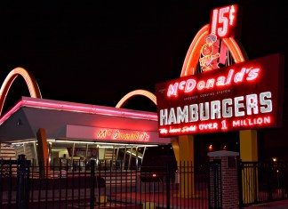 """""""McDonald's #1 Store Museum, Des Plaines, Ill."""" by Jerry Huddleston liscened under CC BY 2.0 (via Flickr)."""