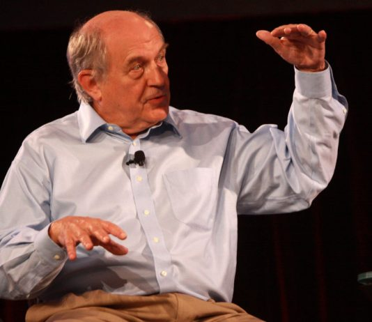 Photo of Charles Murray.