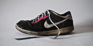 """Nike"" by Miguel Vaca licensed under CC BY 2.0 (Via Flickr)."