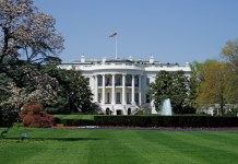 Photograph of the White House