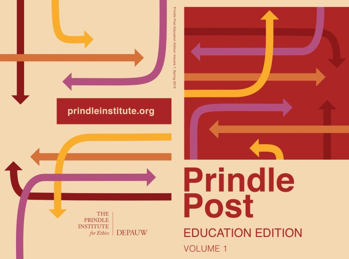 Prindle Post Education Edition Volume 1 cover page