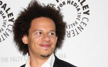 photograph of Eric Andre at an event