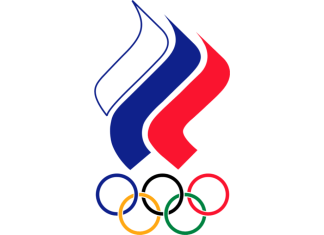 image of Russian Olympic Committee Flag 2021