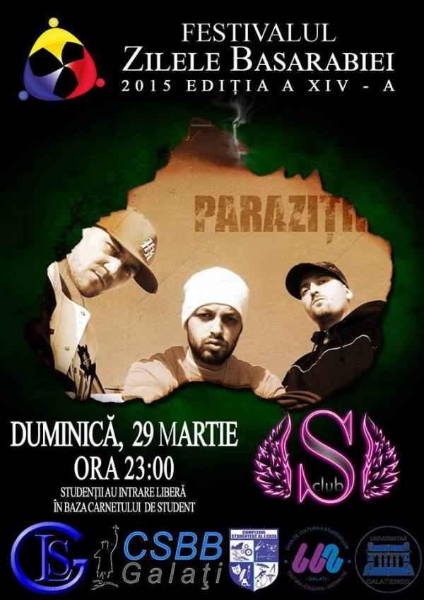 parazitii-club-s-29-martie