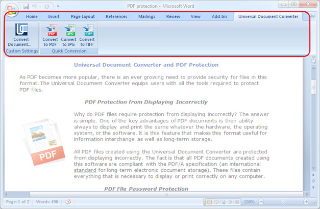 Universal Document Converter Free Download 1