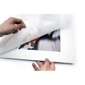 fotografía + passepartout
