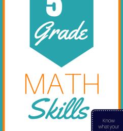5th Grade Skills [ 1102 x 735 Pixel ]