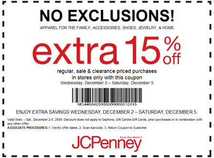 jcpenney portrait package coupons