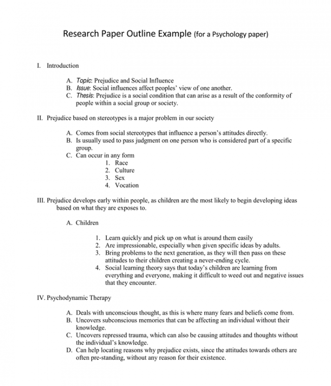 Introduction To Psychology Research Paper Essay Writing Service
