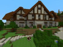 Awesome Big Minecraft Houses