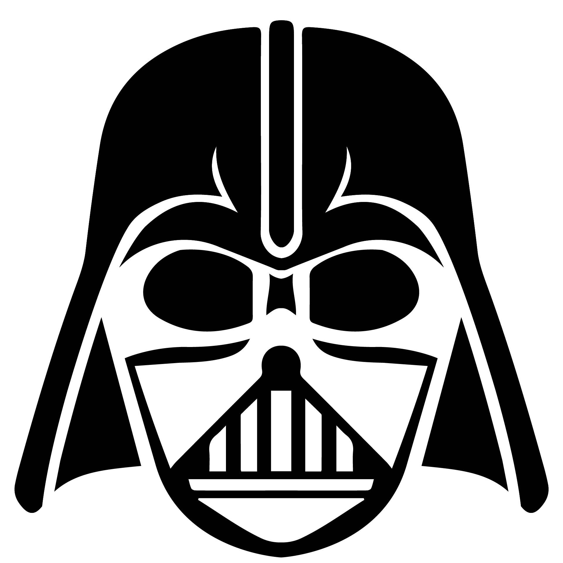 6 Best Images of Star Wars Pumpkin Stencils Printable