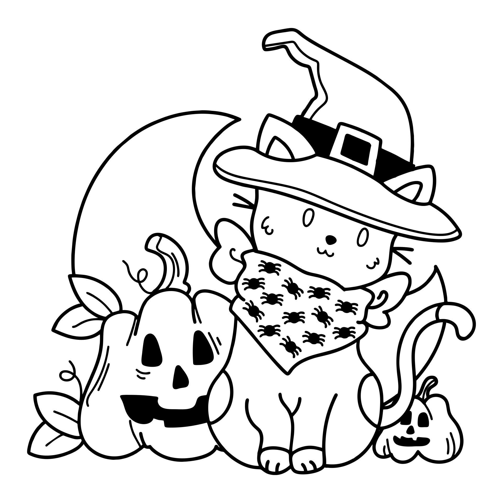 4 Best Images Of Pre School Halloween Activity Printable