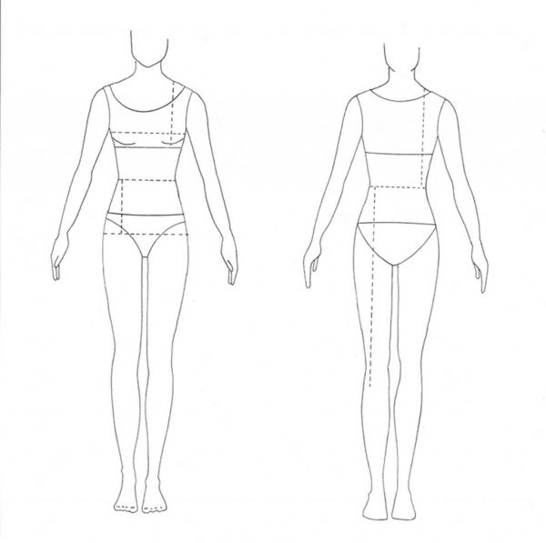 8 Best Images of Printable Clothing Design Templates