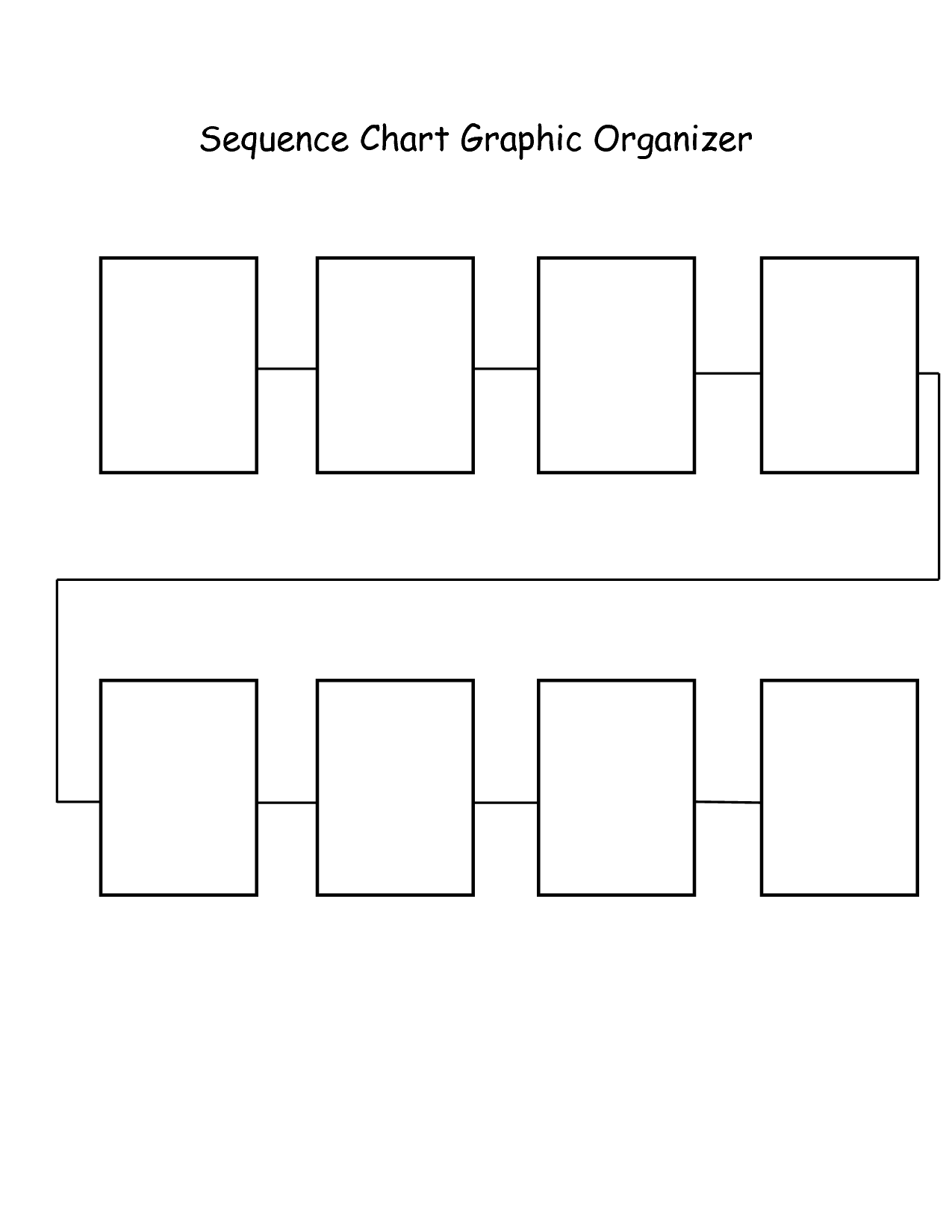 4 Best Images of Free Printable Flow Chart Organizer